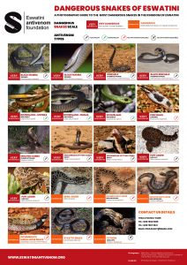Community Snake Rescue Guide PRINT