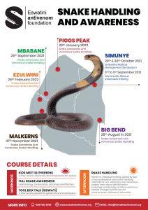 Snake Handling And Awareness Poster V3