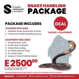 Snake Handling Package